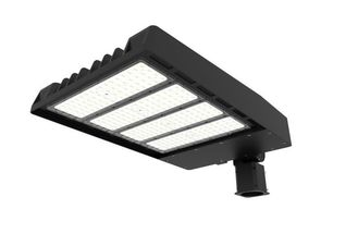 چین 100W IP67 14000 Lumen Led Parking Lot Lights Aluminium Housing For Main Road Lighting تامین کننده